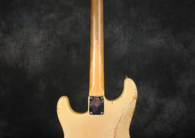 Fender Stratocaster 1962 Blond (6)