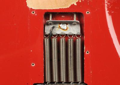 Fender Stratocaster 1963 Dakota red (11)