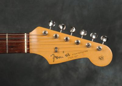 Fender Stratocaster 1963 Dakota red (12)