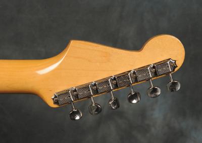 Fender Stratocaster 1963 Dakota red (13)