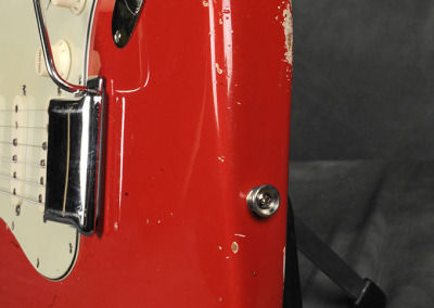 Fender Stratocaster 1963 Dakota red (14)