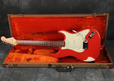 1963 Fender Stratocaster Dakota Red