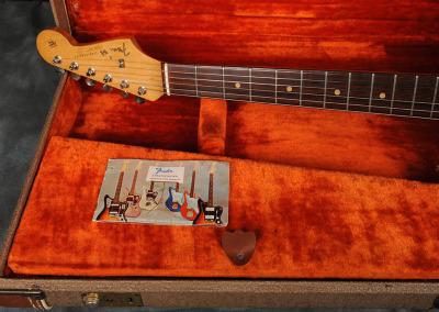 Fender Stratocaster 1963 Dakota red (17)