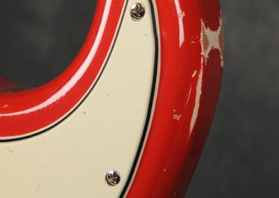 Fender Stratocaster 1963 Dakota red (5)