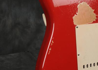Fender Stratocaster 1963 Dakota red (8)