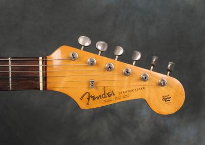Fender Stratocaster 1963 Sunburst 1 (13)