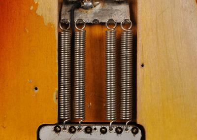 Fender Stratocaster 1963 Sunburst 1 (8)