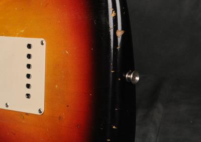 Fender Stratocaster 1963 Sunburst 2 (12)