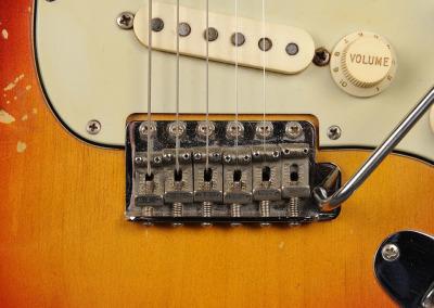Fender Stratocaster 1963 Sunburst 2 (3)