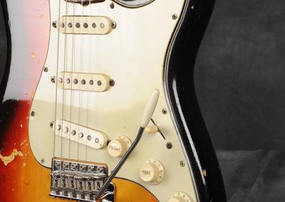 Fender Stratocaster 1963 Sunburst 2 (5)