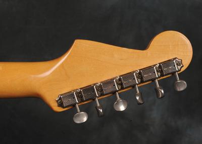 Fender Stratocaster 1963 Sunburst 3 (13)