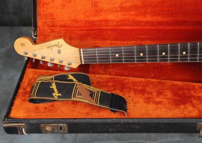 Fender Stratocaster 1963 Sunburst 3 (15)