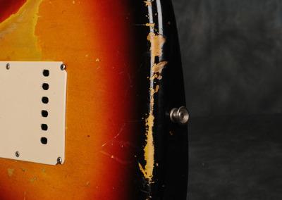 Fender Stratocaster 1963 Sunburst 4 (13)