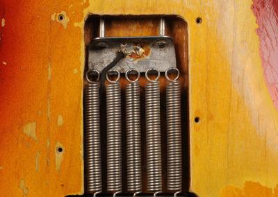 Fender Stratocaster 1963 Sunburst 4 (14)