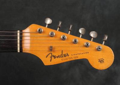 Fender Stratocaster 1963 Sunburst 4 (15)