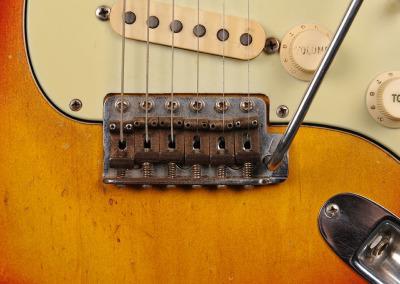 Fender Stratocaster 1963 Sunburst 4 (6)