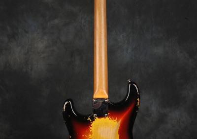 Fender Stratocaster 1963 Sunburst 4 (7)