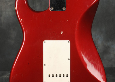 Fender Stratocaster 1964 Candy Apple Red (7)