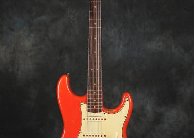 Fender Stratocaster 1964 Fiesta Red (1)