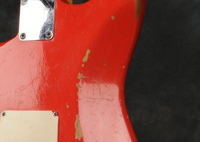 Fender Stratocaster 1964 Fiesta Red (10)