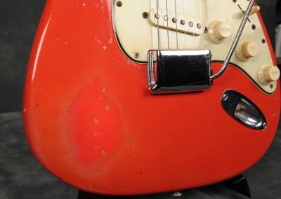 Fender Stratocaster 1964 Fiesta Red (4)