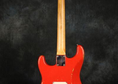 Fender Stratocaster 1964 Fiesta Red (7)