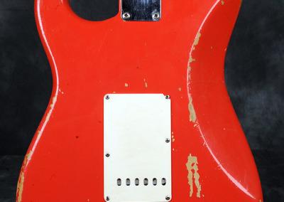 Fender Stratocaster 1964 Fiesta Red (8)