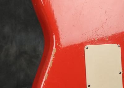 Fender Stratocaster 1964 Fiesta Red (9)