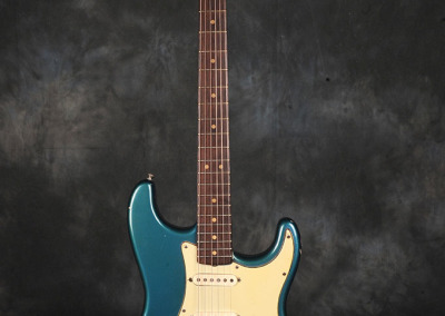Fender Stratocaster 1964 Lake Placid Blue (1)