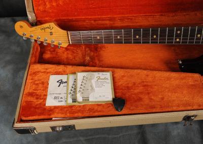 Fender Stratocaster 1964 Sunburst 1 (17)