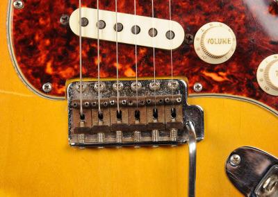 Fender Stratocaster 1964 Sunburst 1 (6)