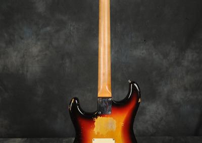 Fender Stratocaster 1964 Sunburst 1 (7)