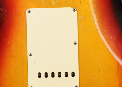 Fender Stratocaster 1964 Sunburst 1 (9)