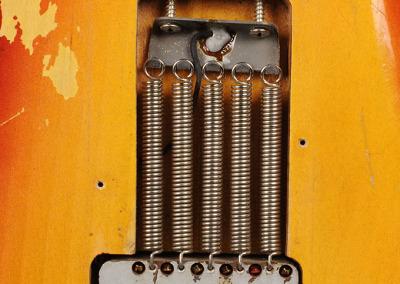 Fender Stratocaster 1964 Sunburst 2 (10)