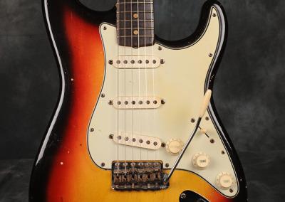 Fender Stratocaster 1964 Sunburst 2 (2)