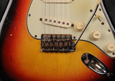 Fender Stratocaster 1964 Sunburst 2 (3)