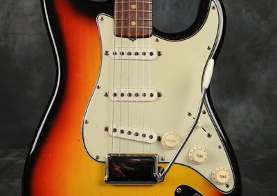 Fender Stratocaster 1964 Sunburst 3 (2)