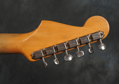Fender Stratocaster 1964 Sunburst 3 (9)