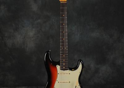 Fender Stratocaster 1964 Sunburst 4 (1)