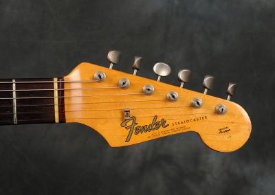 Fender Stratocaster 1964 Sunburst 4 (15)