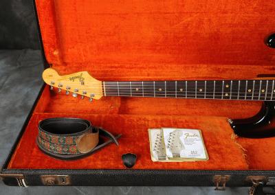 Fender Stratocaster 1964 Sunburst 4 (18)