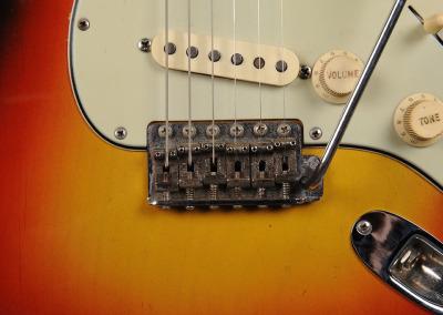 Fender Stratocaster 1964 Sunburst 4 (3)