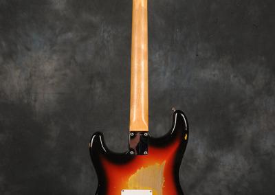 Fender Stratocaster 1964 Sunburst 4 (8)