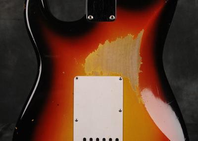 Fender Stratocaster 1964 Sunburst 4 (9)