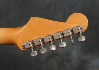 Fender Stratocaster 1964 Sunburst 5 (10)