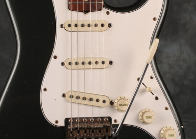Fender Stratocaster 1965 Charcoal Frost (2)