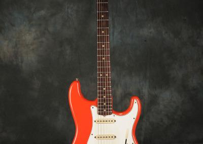 Fender Stratocaster 1965 Fiesta Red (1)