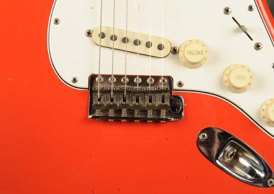 Fender Stratocaster 1965 Fiesta Red (11)