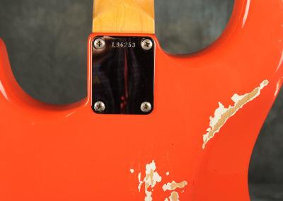Fender Stratocaster 1965 Fiesta Red (7)