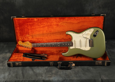 Fender Stratocaster 1965 Ice Blue Metallic